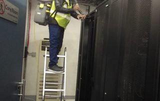 Top Server Cabinet Cleaning